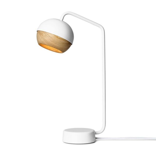 Mater Lampe de table Ray - blanc