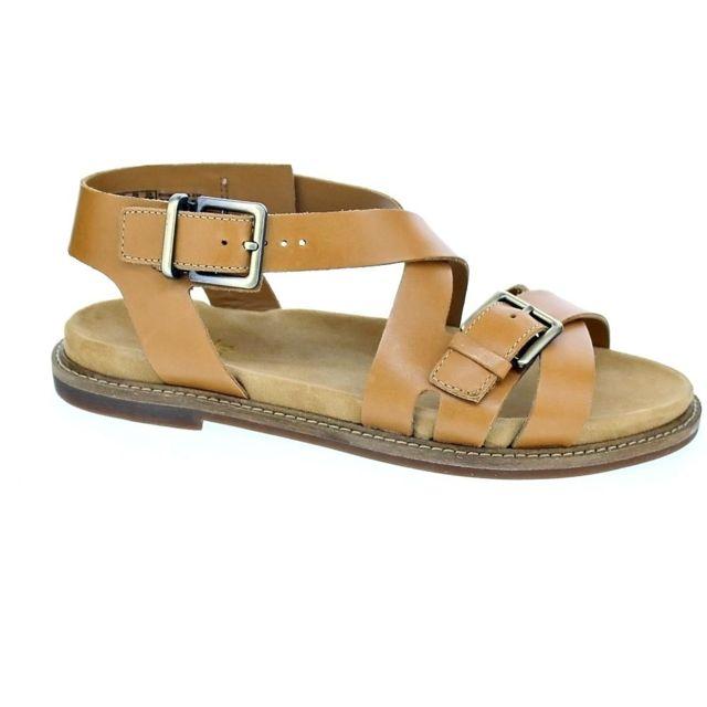 Marron Bambi Chaussures Femme Modele 40 Clarks Sandales Corsio UVSMpqzG