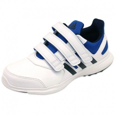 low priced 0aff1 d4b93 Adidas originals - Hyperfast 2.0 Cf Jr Blc - Chaussures Garçon Adidas