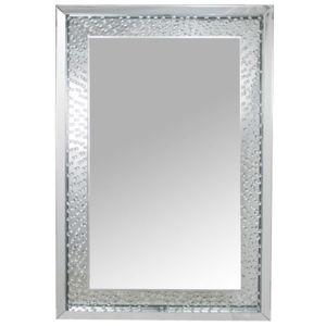 comforium miroir ultra chic avec contour orn de pierres