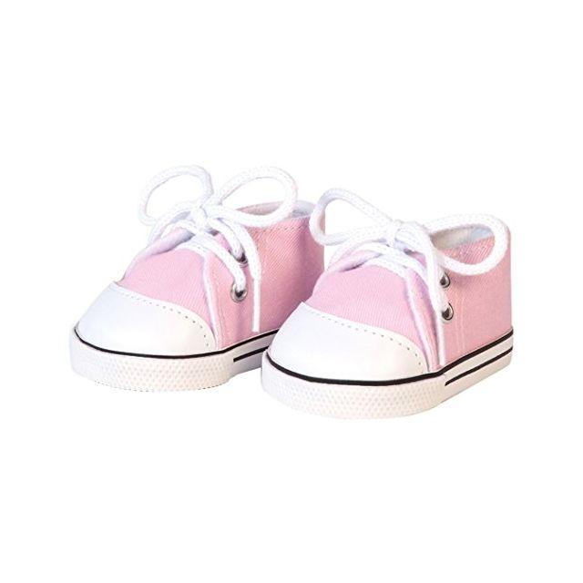Bayer Design - 73108 - Chaussures De Sport Pour PoupÉE - Basket - pas cher  Achat   Vente Poupées - RueDuCommerce 6d8897be5ef