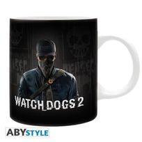 Abystyle - Watch Dogs 2 - Mug - Marcus - 320 ml - Céramique - Avec boite