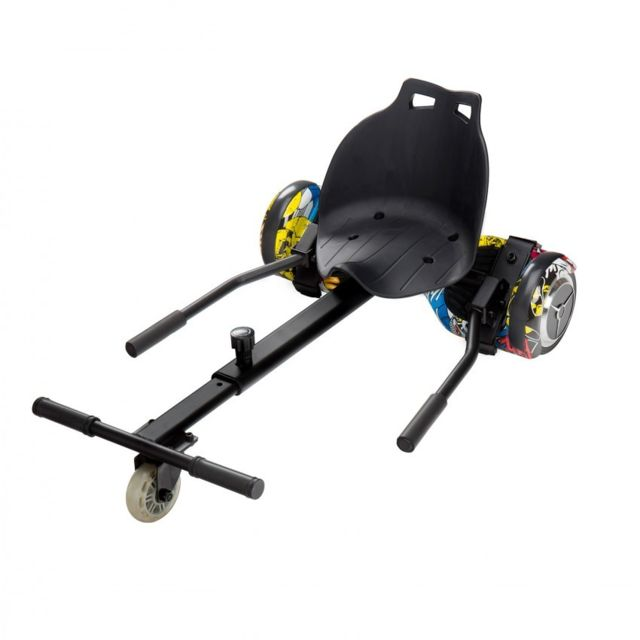 Moverace - Pack Skate Mr6 & RaceKart 6,5 pouces