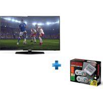 PHILIPS - TV LED 43'' - 43PUS6162/12 + Nintendo Classic Mini : Super NintendoTM Entertainment System