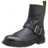 097bd5ace459f Dr. Martens - bottes dr martens meg noir, chaussures mixte femme dr.martens