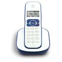 POSS - Téléphone PSDP120S - Bleu