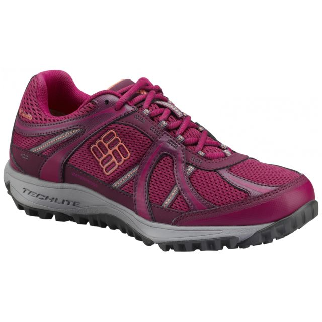 Columbia Conspiracy Switchback Chaussures femme rose