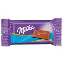 Milka - Napolitains au lait , sachet 4,6 g - Boîte de 370
