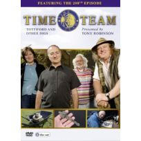 Acorn Media - Time Team - Tottiford And Other Digs DVD, IMPORT Anglais, IMPORT Coffret De 3 Dvd - Edition simple