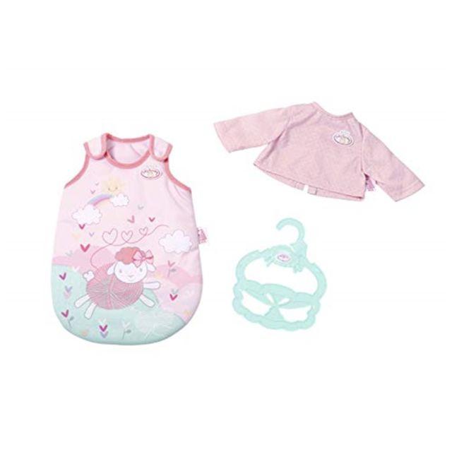 Zapf Creation 701867 Petit sac de couchage Baby Annabell