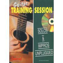 Play Music Publishing - Méthodes Et Pédagogie Devignac Emmanuel - Solos & Impros Unplugged + Cd - Guitare Tab Guitare Acoustique