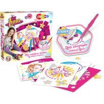 Lansay - Set Blopens Soy Luna : Mes créations stickers