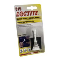 Loctite - 319 Glass Bond rétroviseur. 0,5ml