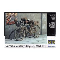 Master Box - Maquette Vélo : Bicyclette militaire allemande de la 2ème guerre mondiale