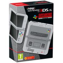 NINTENDO - Console NEW 3DS XL SUPER SNES EDITION