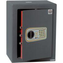 DOMUS - Coffre fort de sécurité serrure électronique Ml/7