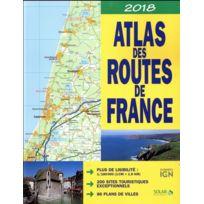 SOLAR - atlas des routes de France édition 2017/2018