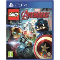 WARNER BROS - Lego Marvel's Avengers - PS4