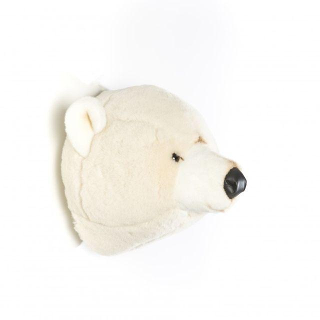 Bibib & Co - Tête d'Ours blanc