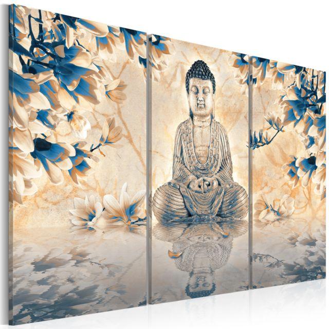 Tableau Achat Bimago Vente Tableaux Cher Bouddhiste Pas Rite rEQdxoeWCB