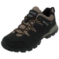 Regatta - Chaussures marche randonnées Holcombe low choco Marron 22919