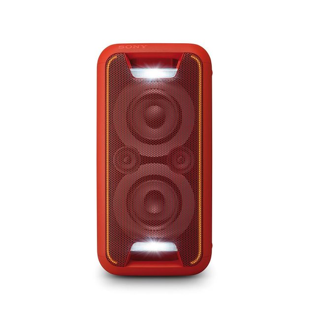SONY Enceinte High Power GTKXB5 ROUGE