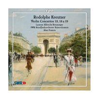 Cpo - Concerto pour violon N15, 18 & 19