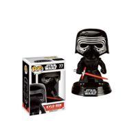 Marvel Comics - Figurine Star Wars Pop Vinyl 77 : Kylo Ren Helmet