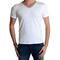 Japan Rags - Tee Shirt Kauri Blanc