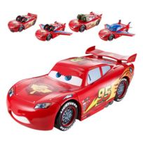 Mattel - Cars - Cars McQueen Transformable