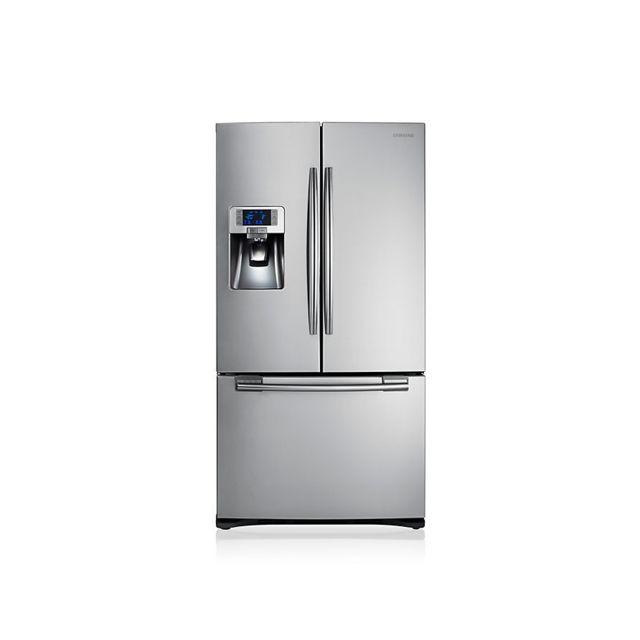Samsung r frig rateur am ricain rfg23uers achat vente r frig rateur am ricain a pas cher - Refrigerateur americain 3 portes ...