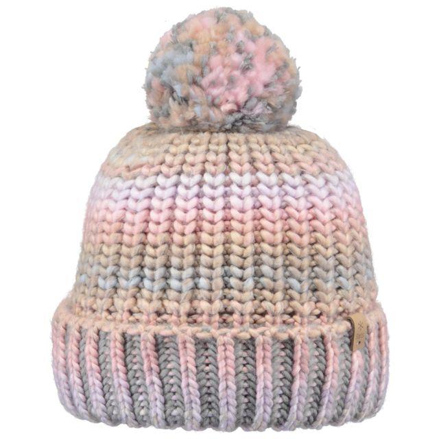 Barts - Bonnet Jevon Pink - pas cher Achat   Vente Bonnet de ski -  RueDuCommerce b77a7458ce3