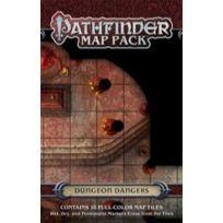Paizo - Jeux de figurines - Pzo4047 Pathfinder Map Pack: Dungeon Dangers