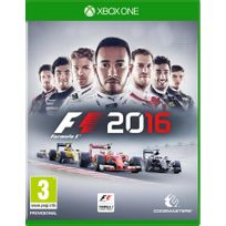 CODEMASTERS - F1 2016 Edition D1