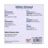 Brilliant Classics - Hélène Grimaud joue Rachmaninoff, Chopin, Liszt, Schumann, Brahms, Ravel Coffret 5 Cd