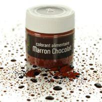 Les Artistes Paris - Colorant Alimentaire - Marron Chocolat
