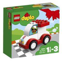 Lego - 10860 Duplo - Ma première voiture de course