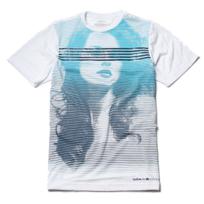 Ecko - T-shirt Unltd Line Lady Bleach White