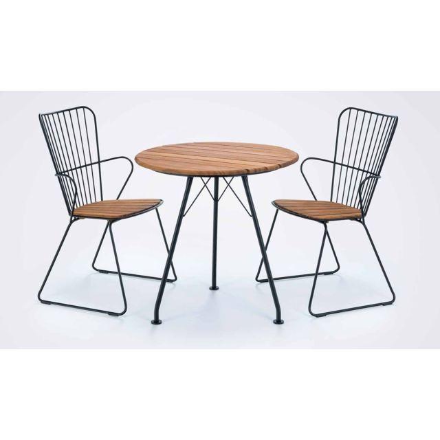 Table de bistro Circum