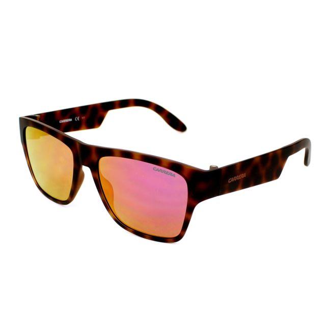 Carrera - 5002-ST Krx VQ Havane mat - Lunettes de soleil - pas cher Achat   Vente  Lunettes Tendance - RueDuCommerce 2555e6582ac9