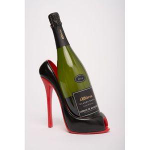 ludi vin porte bouteille chaussure strass pas cher achat vente range bouteilles. Black Bedroom Furniture Sets. Home Design Ideas