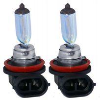 Simoni Racing - Kit 2 Ampoules de phares H8 - Hid Style - 6000°K