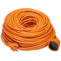Electricity - Rallonge - 40 m - Orange