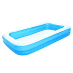 Best Way Bestway Piscine gonflable bleue/blanche