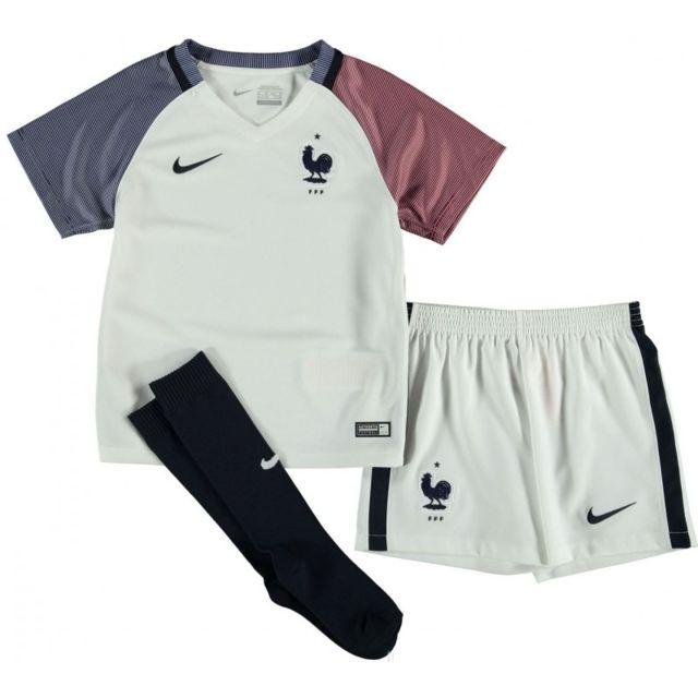 Nike Ensemble Equipe de France Enfant 20162017 Maillot