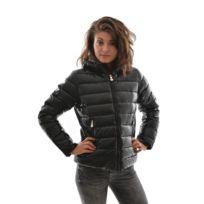 Pyrenex - Doudounes spoutnic jacket shiny noir