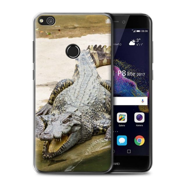 huawei p8 lite 2017 coque animaux