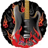 ToyCentre - Amscan Rockstar Rock On Hx Foil Balloons Standard