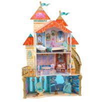 Ariel Land to Sea Castle Dollhouse - 65939