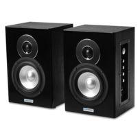 Mcgrey - Bts-235A paire de haut-parleurs de moniteur studio actifs dotés de Bluetooth 80 Watt